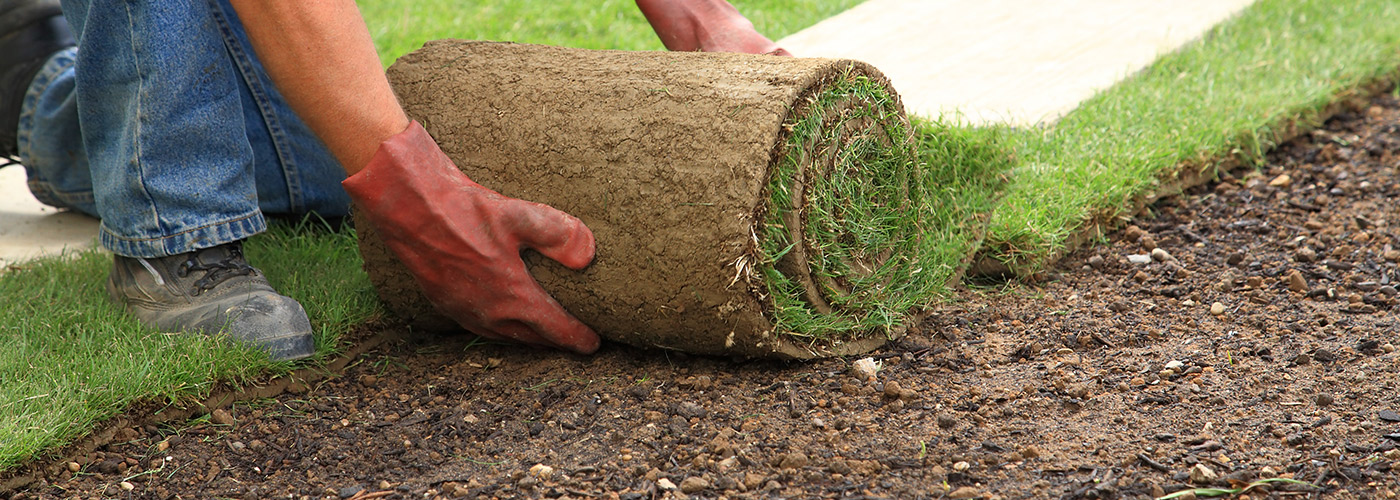Landscaping Materials Mulch : Commercial landscaping residential materials